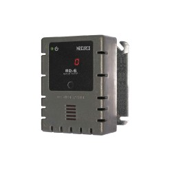 Aerionics - RD-6 - Refrigerants Gas Detector, Controller, Transducer, Number of Channels 2, 12 to 24VAC or 12 to 32VDC,
