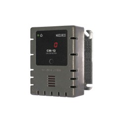 Aerionics - TX-12-HS - H2S Gas Detector, Controller, Transducer, Number of Channels 2, 100 to 240VAC (50 to 60 Hz), Height