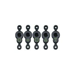 Steiner Industries - 9136 - Optical Pattern Generators, Black