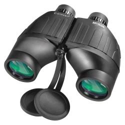 Barska - AB11038 - Barska Battalion AB11038 7x50 Binocular - 7x 50 mm Objective Diameter - Porro - BaK4 - Water Proof, Fog Proof, Armored, Shock Proof