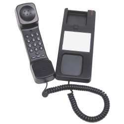 Bittel - 41T-5 MW (BK) - Hospitality, Phone, Analog, Wall/Desk, Black