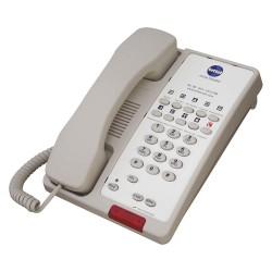 Bittel - 38TS10-C - Hospitality, Phone, Analog, Wall/Desk, Cream