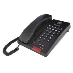 Bittel - 38TS10-B - Hospitality, Phone, Analog, Wall/Desk, Black