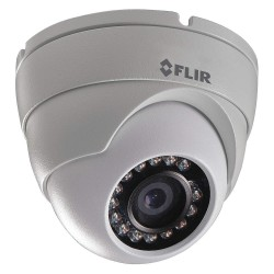 FLIR Systems - N133EB - IP Camera, Dome, Fixed, 1 MP