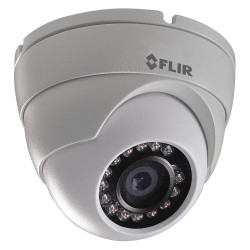 FLIR Systems - N233EE - IP Camera, Dome, Fixed, 3 MP