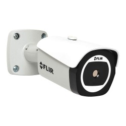 FLIR Systems - T4350BN - Thermal Camera, Bullet, Fixed, 6-13/16 in.L
