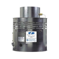 Field Controls - CAS-4 - 24V Combustion Air Intake System, 325 CFM, Includes: Restrictor Pan and Reducer