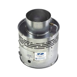 Field Controls - CAS-6 - 115V Combustion Air Intake System, 900 CFM, Includes: Relay
