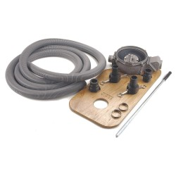 Edson International - 11755 - Hand Pump Kit, Aluminum