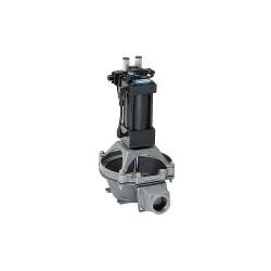Edson International - 22050 - Aluminum Nitrile NPT Diaphragm Pump, 20 gpm, 5 psi