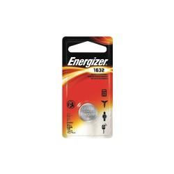Energizer - ECR1632BP - Coin Cell Coin Cell, Voltage 3, Battery Size 1632, 1 EA