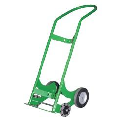 Saf-T-Cart - 250-2RC - Cart 10 Cylinder Capacity Sc 5 Wheel W/ Strap
