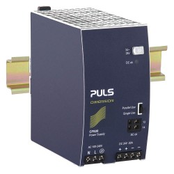 Omron - CPS20.241 - DC Power Supply, Style: Switching, Mounting: DIN Rail