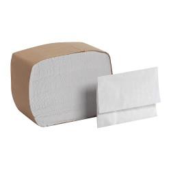 Georgia Pacific - 37406 - Georgia-Pacific MorNap Full Fold Dispenser Napkins - 1 Ply - Full Fold - 12 x 17 - White - Absorbent, Biodegradable - For Restaurant - 250 Sheets Per Bundle - 6000 / Carton