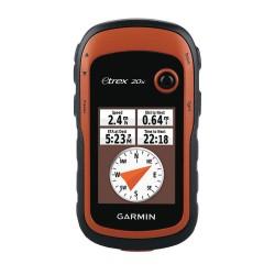 Garmin - ETREX 20X - 4 x 1.3 x 2.1 GPS Navigator, Bronze