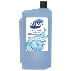 Dial - 04031 - Body Wash, Floral, Fruity, 1000mL Bottle, Package Quantity 8