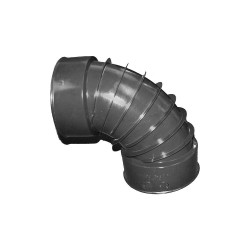 ADS - 0490AA - Corrugated Drain Elbow