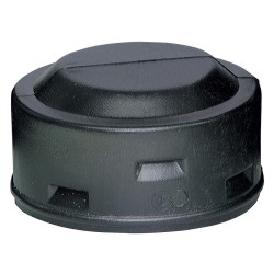 ADS - 0432AA - Corrugated Drain End Cap