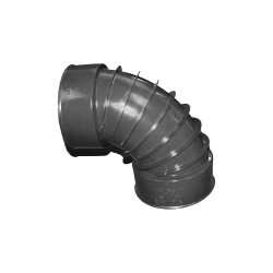 ADS - 0390AA - Corrugated Drain Elbow