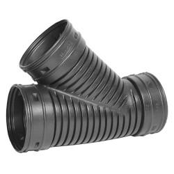 ADS - 0622AA - Corrugated Drain Wye