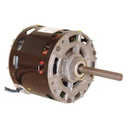 A.O. Smith - 98 - 1/8 to 1/12 HP OEM Replacement Motor, Shaded Pole, 1050 Nameplate RPM, 115 VoltageFrame 42