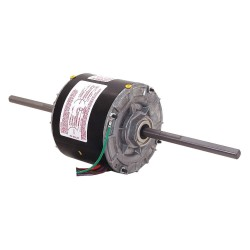 A.O. Smith - 466 - 1/4 to 1/8 HP OEM Replacement Motor, Permanent Split Capacitor, 1075 Nameplate RPM, 208-230 Voltage