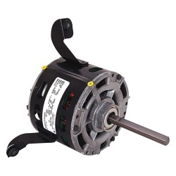 A.O. Smith - 585 - 1/6 HP OEM Replacement Motor, Shaded Pole, 1050 Nameplate RPM, 115 VoltageFrame 42