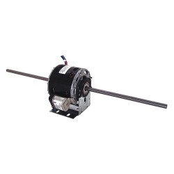 A.O. Smith - 641 - 1/30 HP OEM Replacement Motor, Permanent Split Capacitor, 1075 Nameplate RPM, 115 VoltageFrame 42