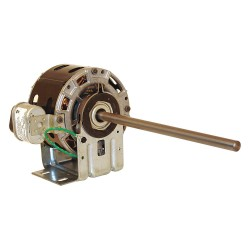 A.O. Smith - 9608 - 1/20 to 1/120 HP OEM Replacement Motor, Permanent Split Capacitor, 1100 Nameplate RPM, 115 Voltage