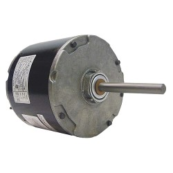 A.O. Smith - 796A - 1/3 HP OEM Replacement Motor, Permanent Split Capacitor, 1075 Nameplate RPM, 460 VoltageFrame 48Y