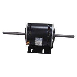 A.O. Smith - 9406A - 3/4 to 1/3 HP OEM Replacement Motor, Permanent Split Capacitor, 1075 Nameplate RPM, 208-230 Voltage