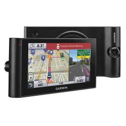 Garmin - DEZLCAMLMTHD - 7.2 x 1.3 x 3.7 GPS Navigator, Black