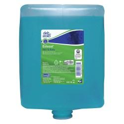 GrittyFOAM / Deb Group - HAB4LTR - Shampoo and Body Wash, Fresh, 4000mL Cartridge, 4 PK