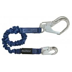 Falltech - G82403A - Lanyard, 1 Leg, Polyester, Blue