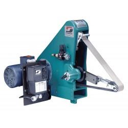 Dynabrade - 64860 - Three Wheel Grinder, 115 V, 1 HP