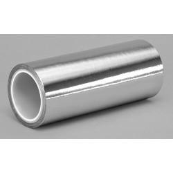 3M - 1170 - Aluminum Shielding Foil Tape, Acrylic, 3.20 mil Thick, 23 X 36, Silver, 1 EA