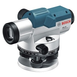 Bosch - GOL32 - Bosch GOL32 32x 1/16-Inch Magnetic Dampening Automatic Lock-Out Optical Level