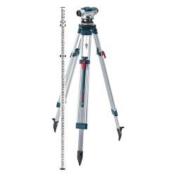 Bosch - GOL32CK - Bosch GOL32CK 32x 1/16-Inch Magnetic Dampening Automatict Optical Level Kit