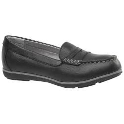 Rockport - RK600 - OxfordH Women's Work Boots, Steel Toe Type, Black, Size 6M