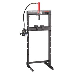 Gray - 308 - Hydraulic Press, 10 t, H Frame, Air