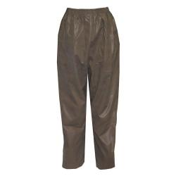 Tingley Rubber - P12008 - FR Rain Pants, S, Drab, 28 in. Inseam