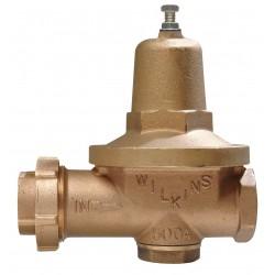 Zurn - 1-500XL - Water Pressure Reducing Valve, Standard Valve Type, Low Lead Bronze, 1 Pipe Size