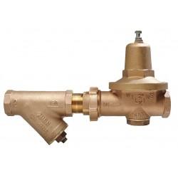 Zurn - 1-500XLYSBR - Water Pressure Reducing Valve, Standard Valve Type, Low Lead Bronze, 1 Pipe Size