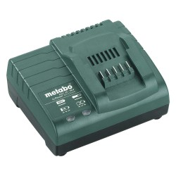 Metabo - ASC 30-36 BATTERY CHARGER 120V - Battery Charger, Li-Ion, Charger Output Voltage: 14.4 to 18.0, Number of Ports: 1