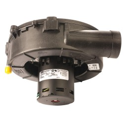 Fasco - 702111715 - Round Shaded Pole OEM Specialty Blower, Flange: No, Wheel Dia: 7-1/2, 115VAC