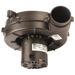 Fasco - 702111708 - Round Shaded Pole OEM Specialty Blower, Flange: No, Wheel Dia: 6-1/2, 115VAC