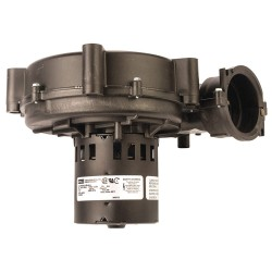 Fasco - 702111904 - Round Shaded Pole OEM Specialty Blower, Flange: No, Wheel Dia: 4-3/4, 115VAC