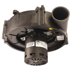Fasco - 702112976 - Round Shaded Pole OEM Specialty Blower, Flange: No, Wheel Dia: 7-1/2, 115VAC