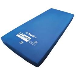Casco Manufacturing Solutions - H10040 - 80 x 36 x 6 Foam Mattress, Navy/Gray
