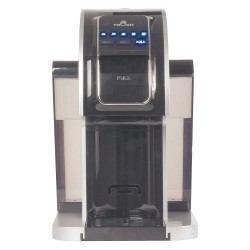 Touch Coffee - T414S - 11-1/2 x 8-3/4 x 14 Coffee Maker with 3 Adjustable Strength Settings, Silver
